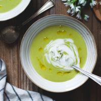 Fava Beans Soup