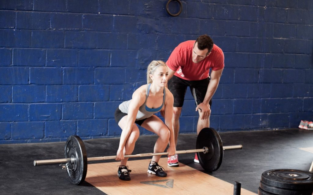 Crossfit - Coaching