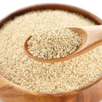 quinoa - fat loss