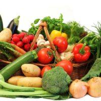 vegetables - diet
