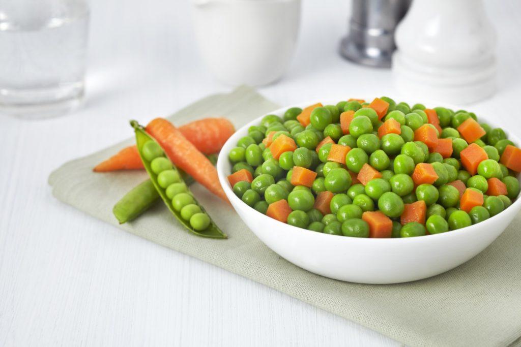 vegetables---peas-carrots