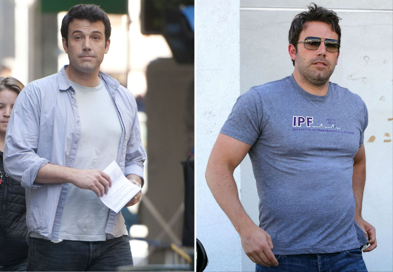 What's With Ben Affleck's Body Transformation!