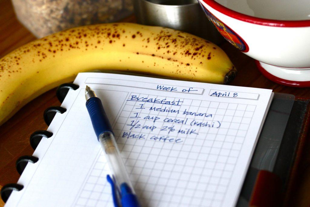 gregg-mcbride-diet-food-diary