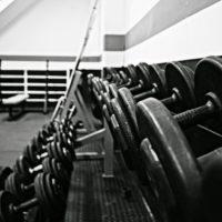 الجيم - عضلات