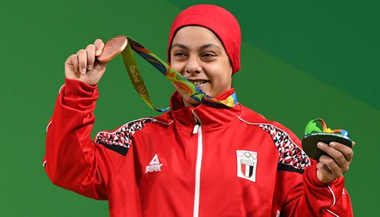 Sara Samir crowned Bronze at the Rio Olympics