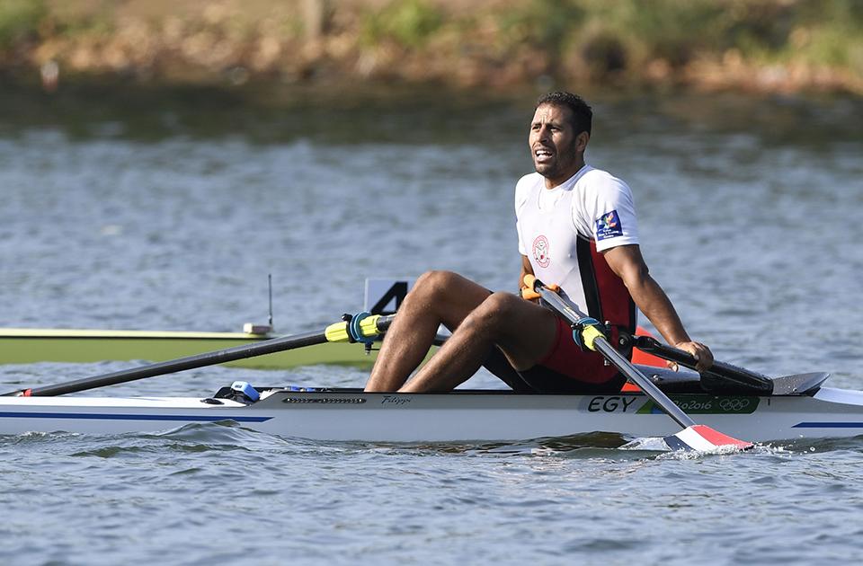 Egyp Rowing Rio 2016