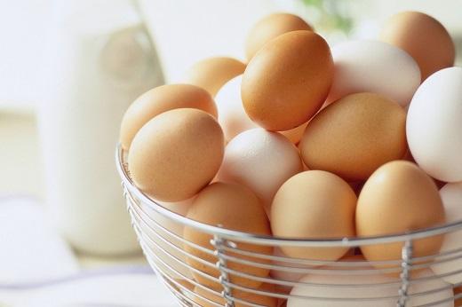 البيض من الأكلات المهمة بعد التمرينات الرياضية