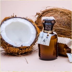 Nefertari Coconut Oil