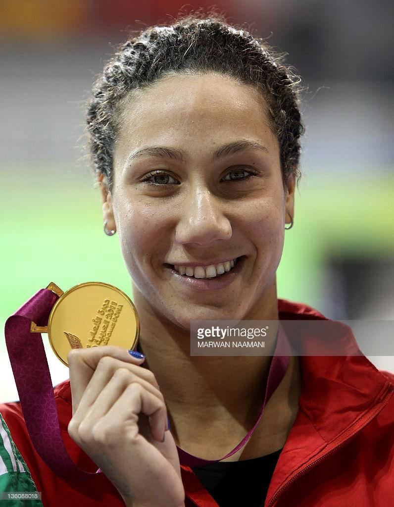 Farida Osman Wins Bronze at the Farida Osman Wins Bronze at the 17th FINA championshipFINA championship