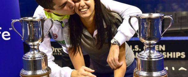 US Open Ali Farag Nour El Tayeb